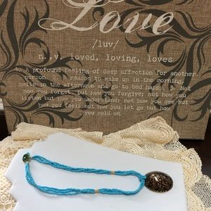 Jewelry - Boho Beaded and Shell Necklace